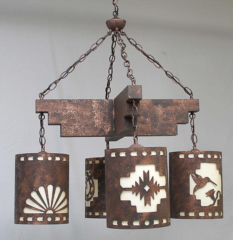 Sconces Southwest Style Ceramic Home Improvement Ideas